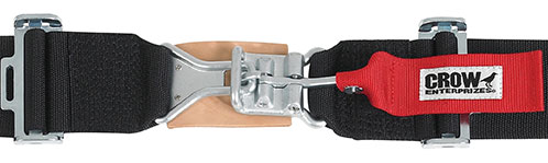 Crow Enterprizes Latch and Link Seat Belt 11224